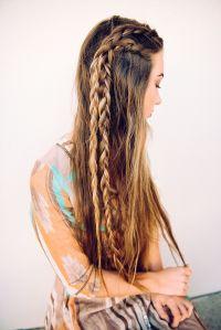 Long boho braids    Long Hair Don't Care   Pinterest ...