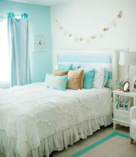 A New Room for Macy | Tiffany blue, Tiffany and Beach