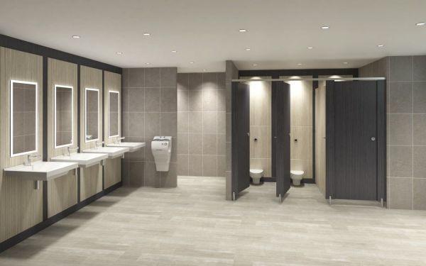 Afbeeldingsresultaat Voor Toilet Cubicle Idee Badkamer And