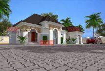 Nigeria Bungalow House Design