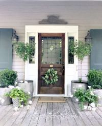 Spring into Summer Front Porch Ideas | Summer front ...
