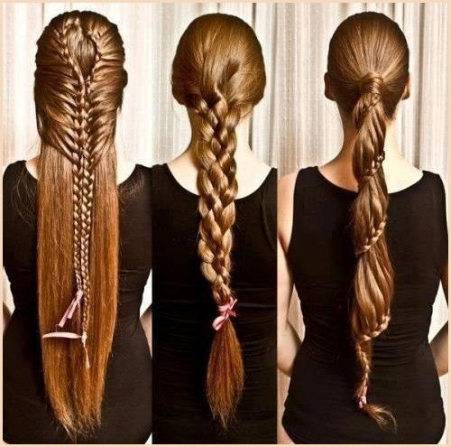 Hairstyles For Long Hair Braids Steps Google Search Christmas
