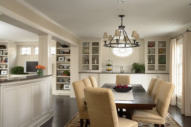 Remodel Dining Room Interior Decoration Very Nice