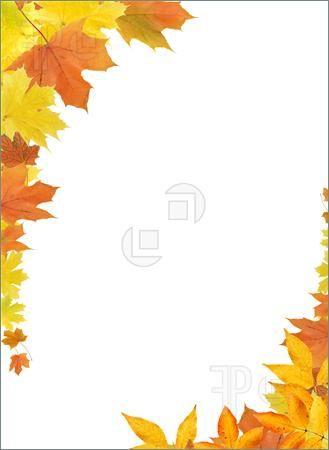 autumn border clip art - google