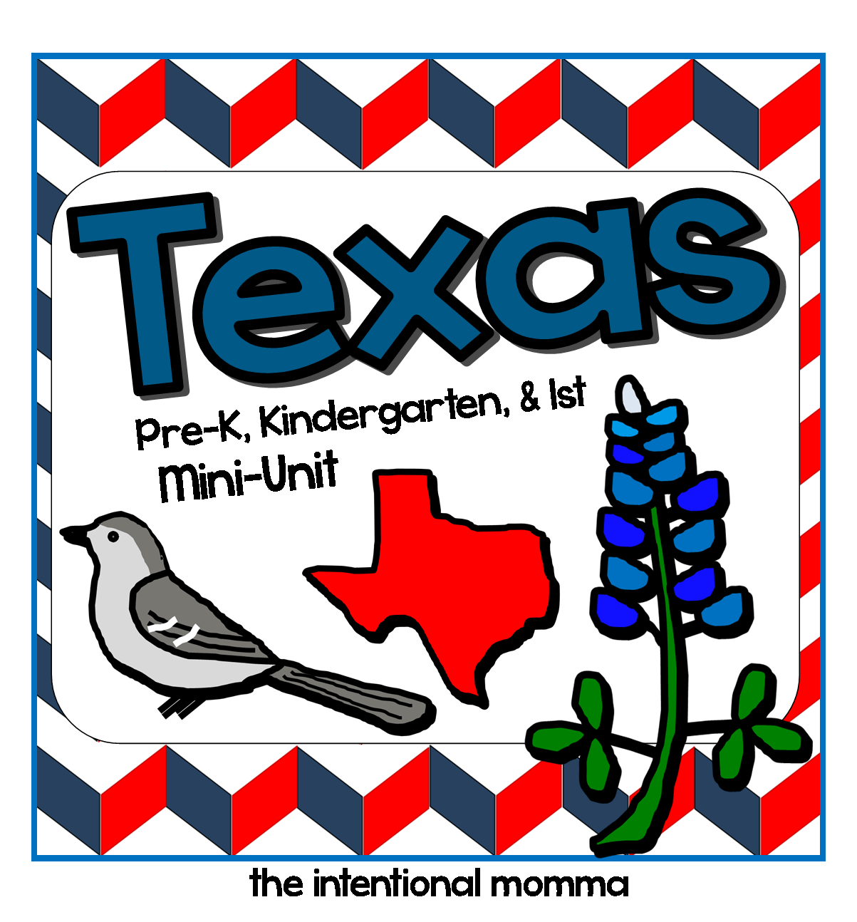 Texas History Month Printable Worksheets And Mini Unit Perfect For Pre K Kindergarten 1st