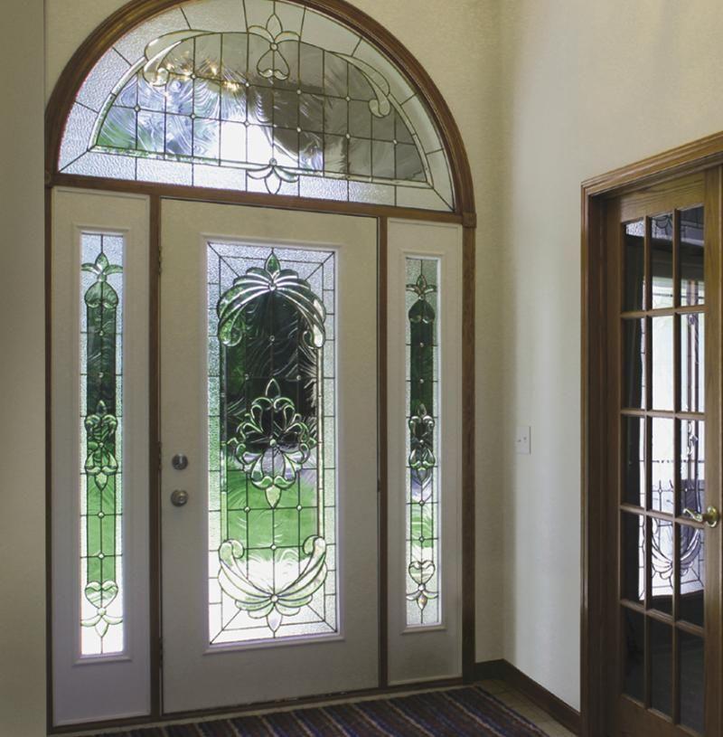 Masonite Glass Insert Designs