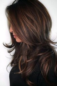 35 Balayage Hair Ideas in Brown to Caramel Tone | Balayage ...