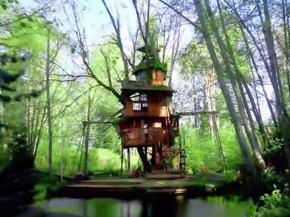Tool Time  Treehouse Masters Discovery  Tree houses