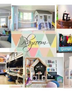 Playroom zr by naala art on polyvore featuring interior interiors decoratinginterior designplayroomscollageshome also rh pinterest