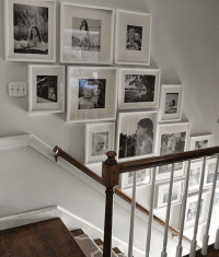 Best 25+ Stairway wall art ideas on Pinterest | Stairway ...