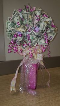 Baby shower money tree | recipes | Pinterest | Money trees ...