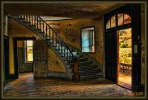 Hotel Meade Bannack Montana Ghost