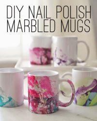 31 Incredibly Cool DIY Crafts Using Nail Polish | Diy nail ...