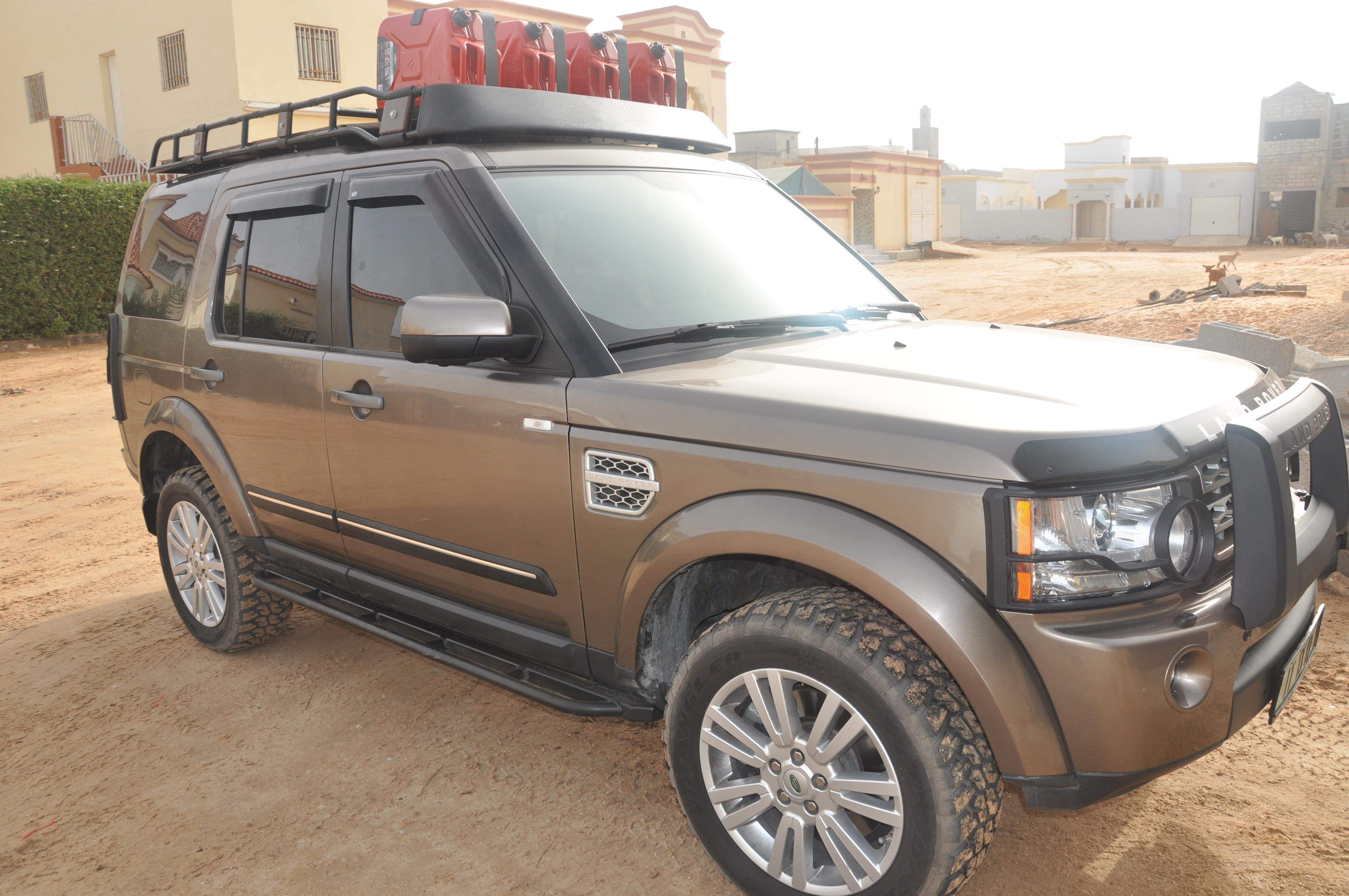 land rover OEM expedition rack LR4 Google Search