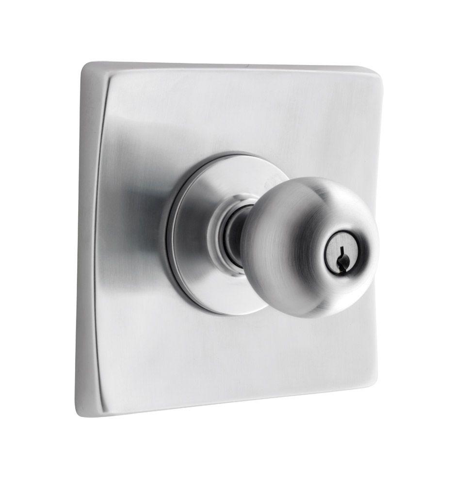 mid century modern front door knob