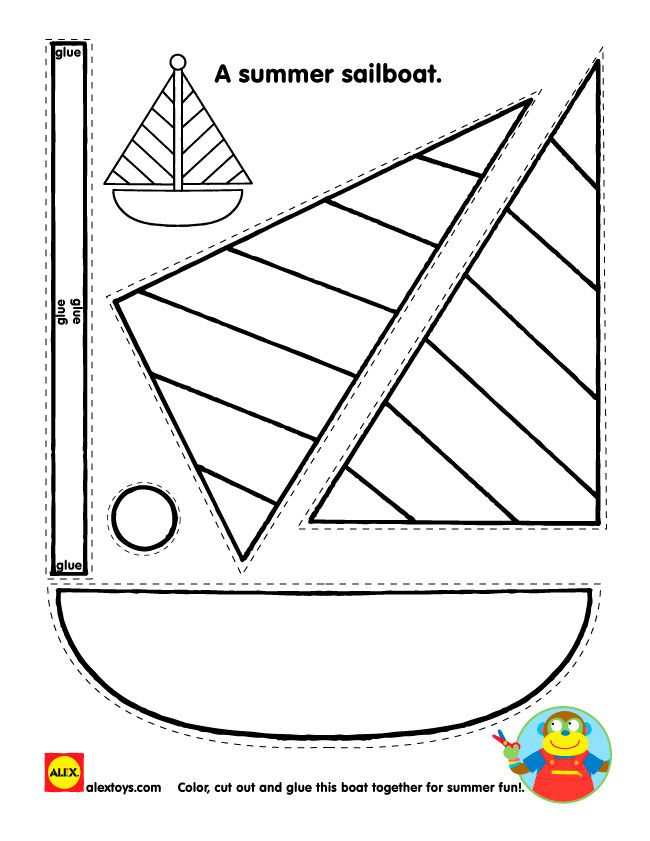 #Free #Printable activity sheet #kids #Craft from #