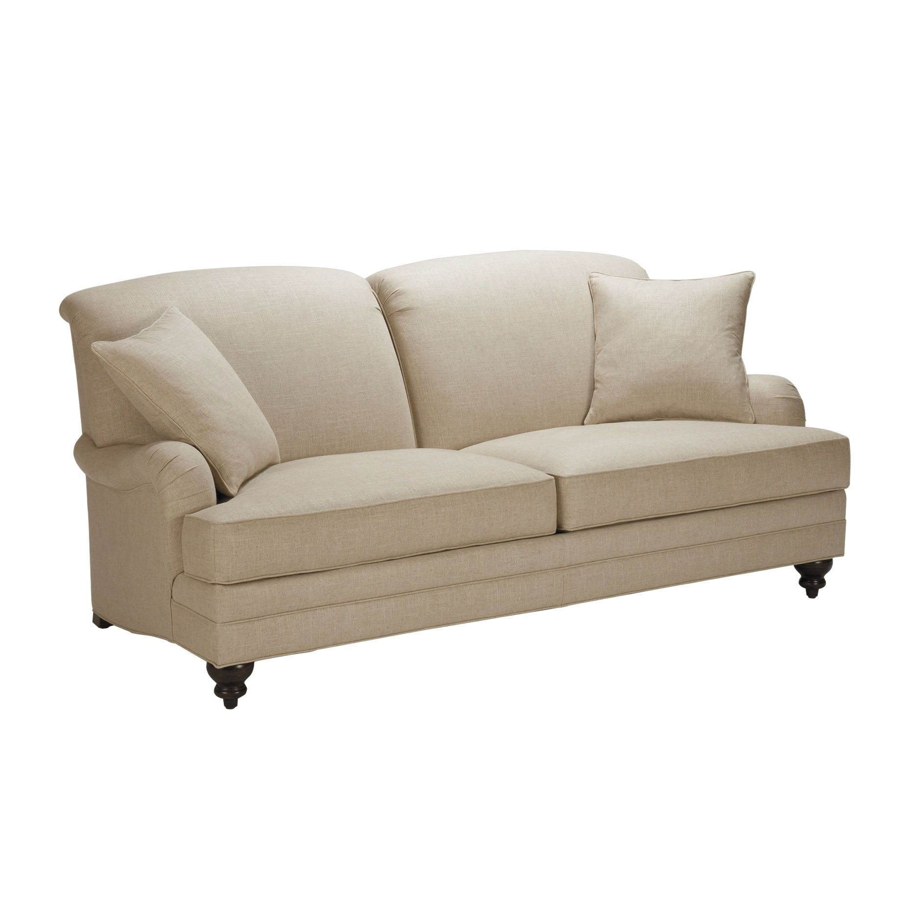 english roll arm sofa light grey leather uk madison sofas ethan allen 79 quotor 85 quotw x 35 quoth 39 quotd