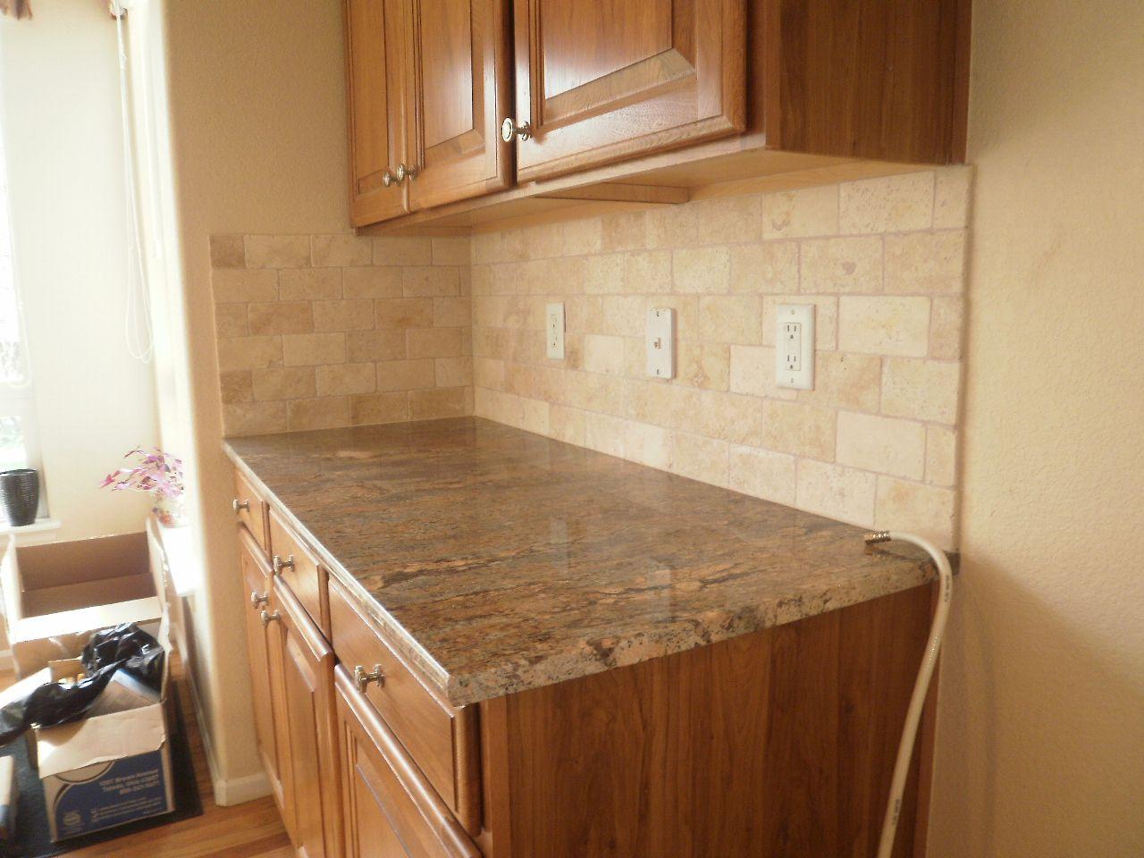 Travertine Tile Patterns For Kitchens