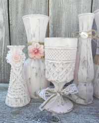 shabby chic burlap crafts