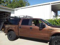 Camper Shell Roof Racks - Expedition Portal | DIY topper ...