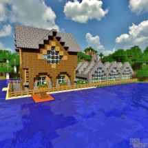 Cool Minecraft Builds