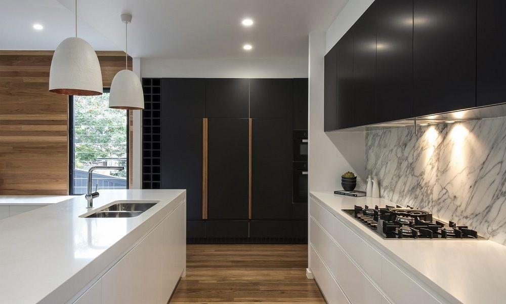 Kitchen Design Trends 2017 Tuxedo Kitchen  www
