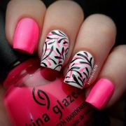 fun summer china glaze pink