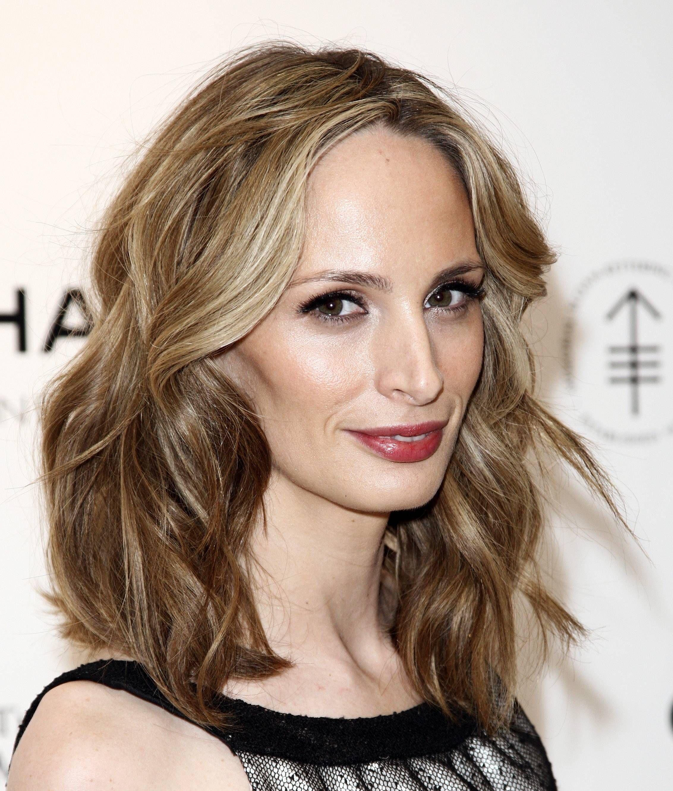 The 34 Hottest Medium Length Hairstyles