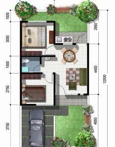 Sketsa rumah type lantai model minimalis also design pinterest rh id