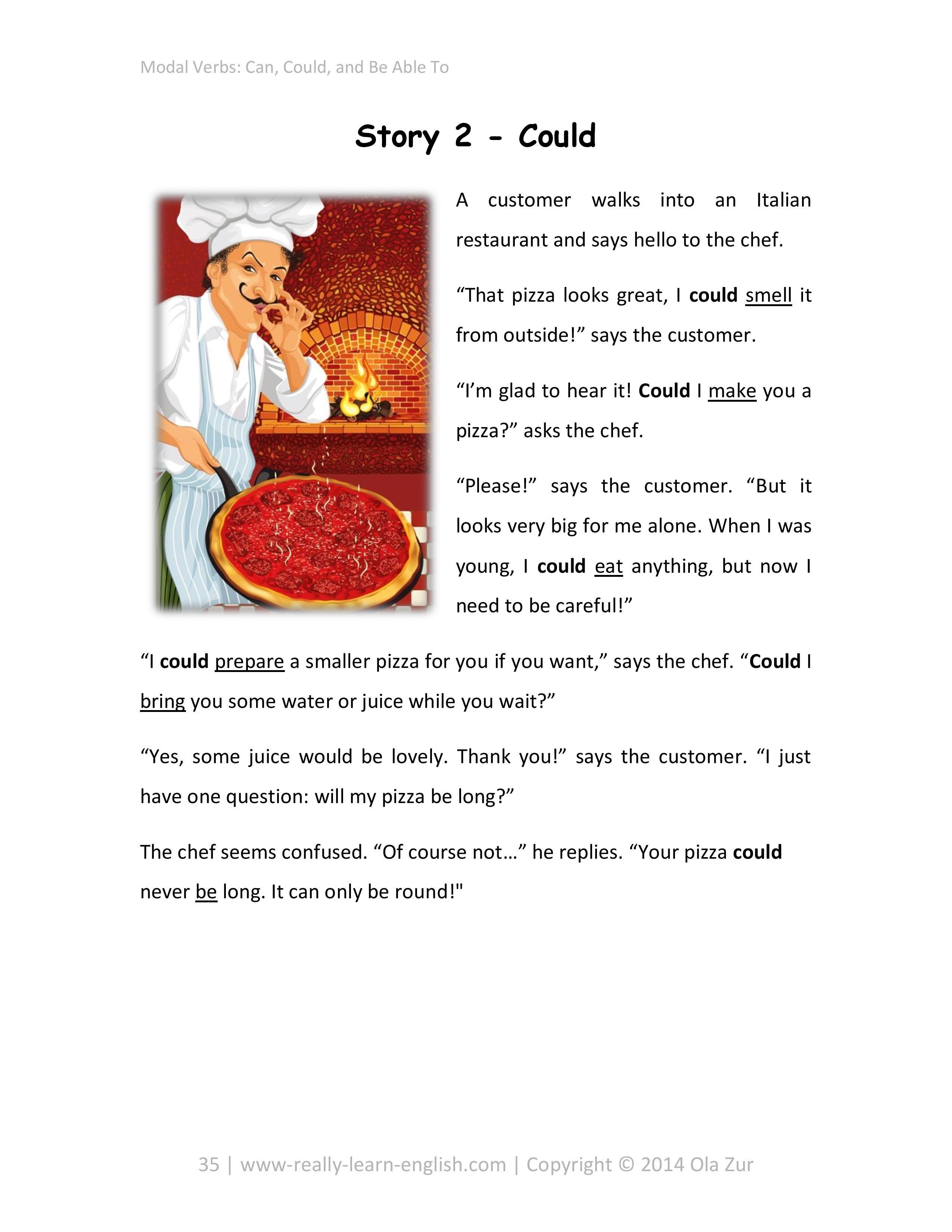 English Modal Verbs Series