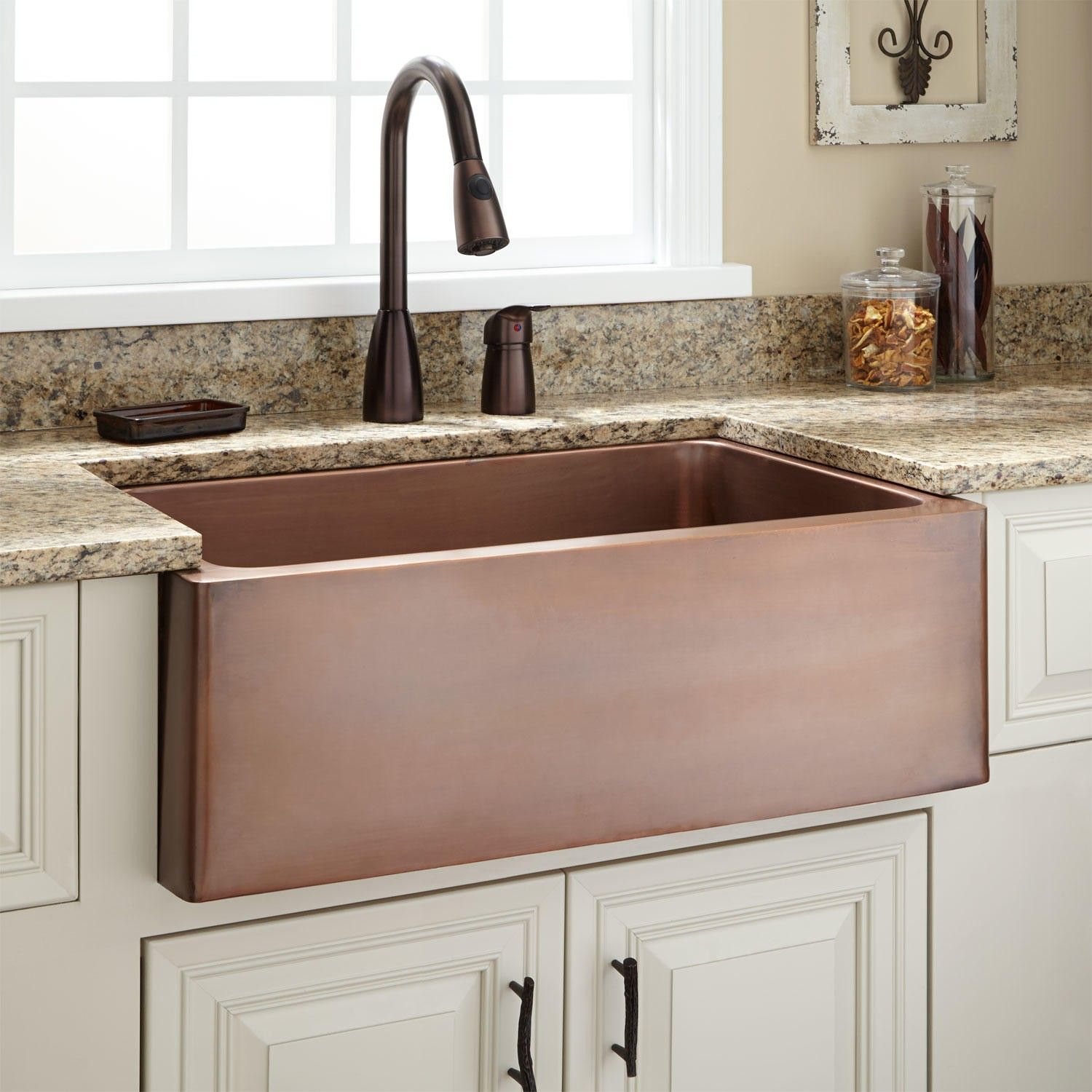 farmhouse kitchen sinks cabinet stores near me 30 quot kembla copper sink for the farm