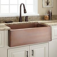 "30"" Kembla Copper Farmhouse Sink"