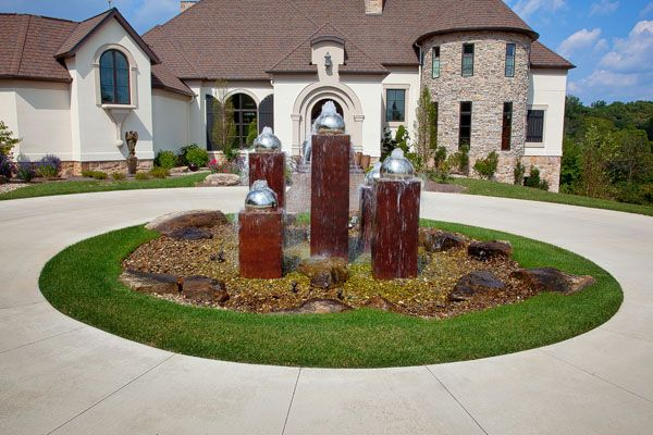 Front Yard Circle Google Search Front Yard Pinterest