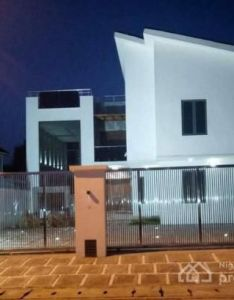 New exquisite partly furnished and luxury bedroom fully detached duplex inside vgc also rh pinterest