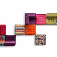 The Mah Jong Sofa From Ligne Roset Clarence Reclining Loveseat And Chair Set Roche Bobois Modular Upholstered In