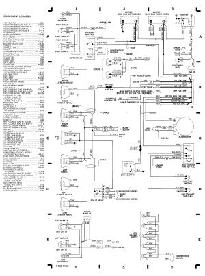 free schematics 1999 chevy 2500 | engine partment