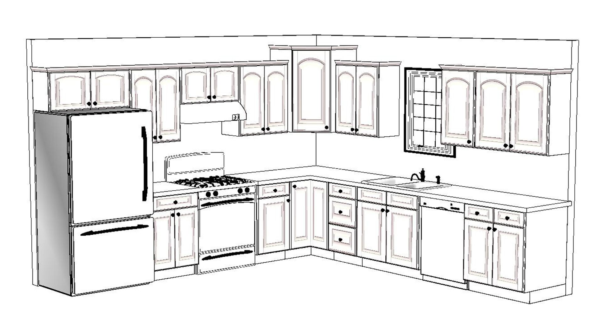 www kitchen designs layouts knife brands best layout ideas to redesign your