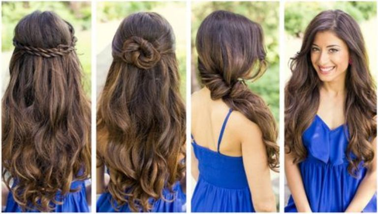 Hairstyles: Cute Easy Hairstyles For Long Hair Youtube