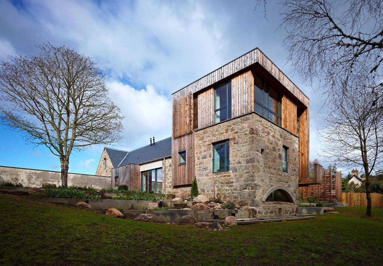 Country House Designs This Contemporary Country House In