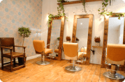 small salon design malishi