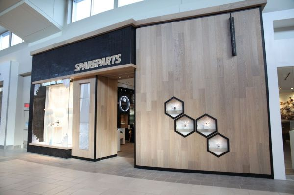 Spareparts Interior Design & Ideas Mall