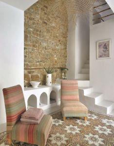 fashion designer   summer home in tunesia also tun sia restoration rh pinterest