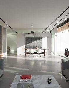 House in kfar shmaryahu israel pitsou kedem architects also rh pinterest