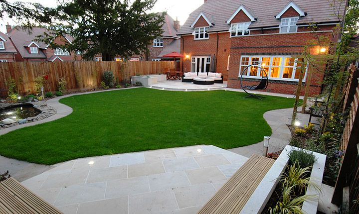 Modern Garden Designs Uk Google Search Gardening Pinterest