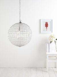 60% OFF: Ursula Large Crystal Ball Chandelier Pendant ...