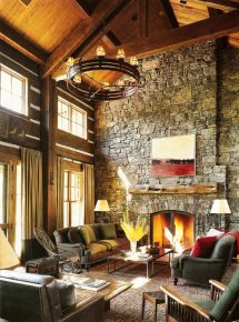 Rustic Mountain Home. Warm & Inviting With Cozy