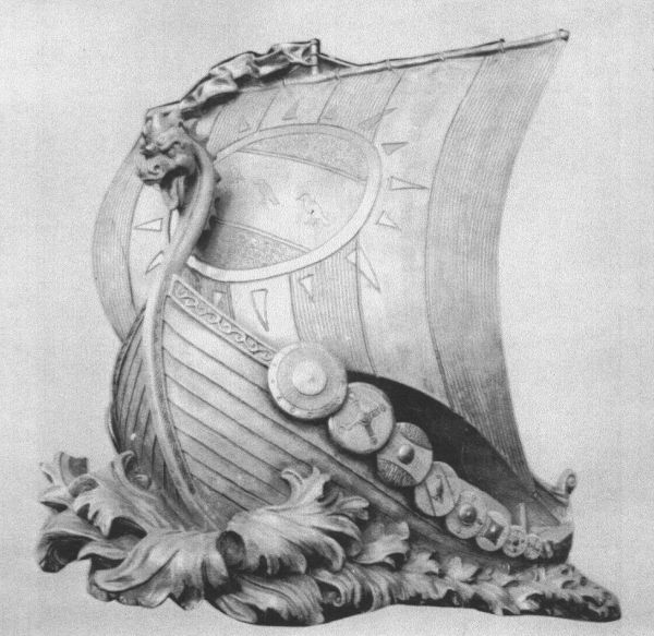 Viking Ship Tattoo Designs
