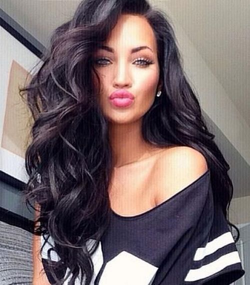 Black Women Hairstyles For Long Thick Hair Women Hairstyle