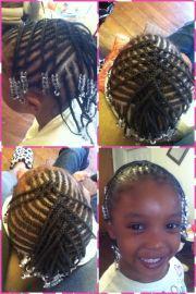 history of braids scalp