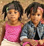 beautiful black kids babies little